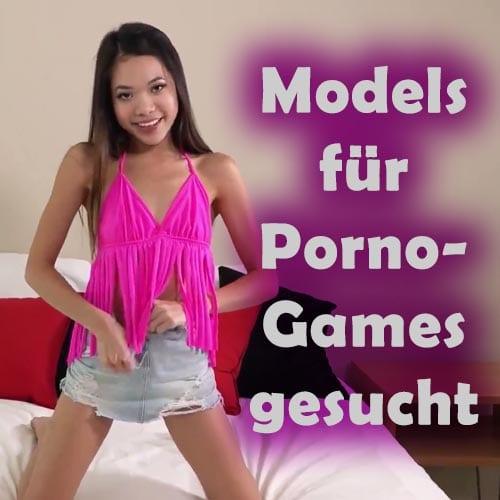 Models für sexy Aufnahmen in Porno-Games gesucht