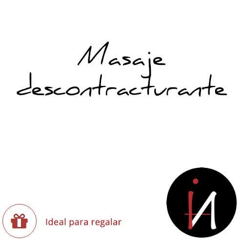 Regalar masaje descontracturante en Valladolid