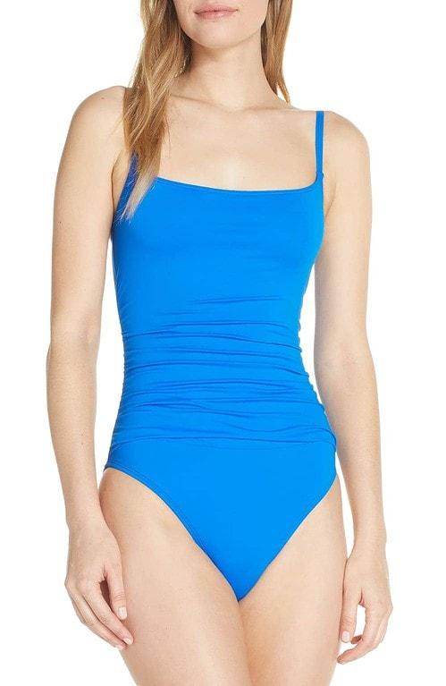 La Blanca Island Goddess One-Piece Swimsuit