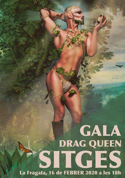 Gala Drag Queen Sitges