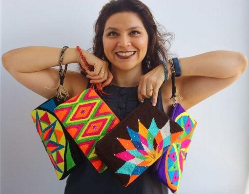imagen de bolsos hechos a mano