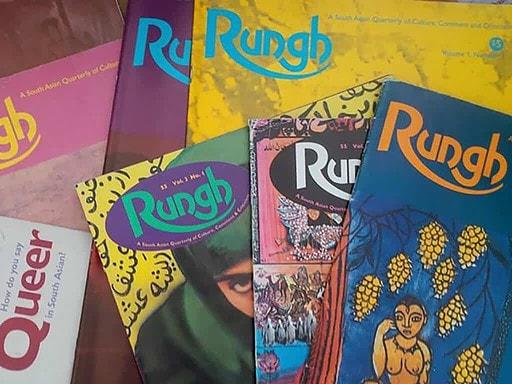 Rungh Print Magazines