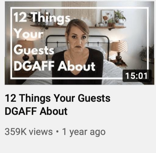 framing video thumbnail