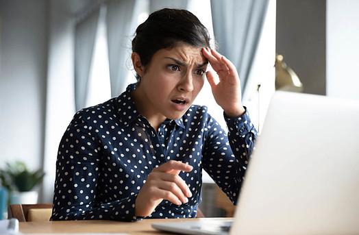 Online Work Sexual Harassment
