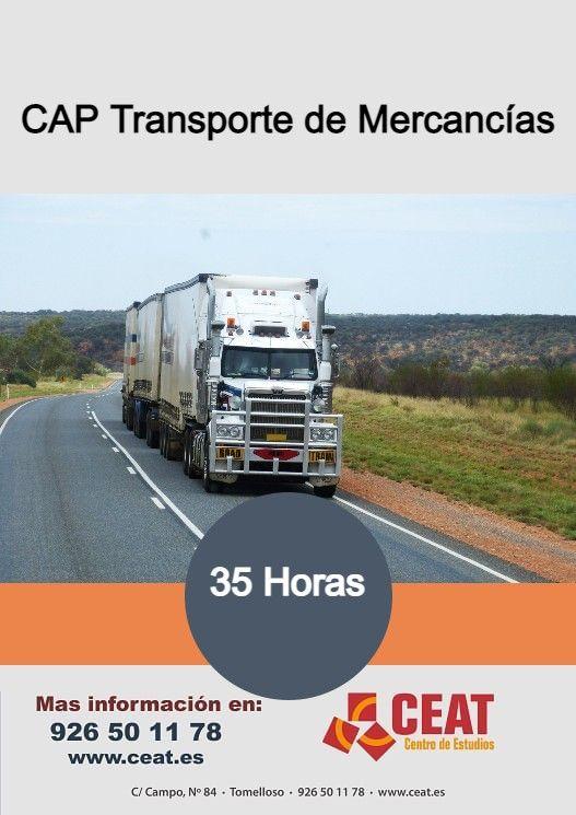 Cap Transporte De Mercancias