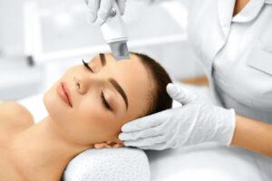 Gesichtreinigung in Heidelberg, Gesichtbehandlungen, Skin Scuber, Ultraschall