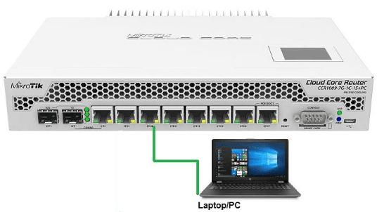mikrotik_router_pc_connect