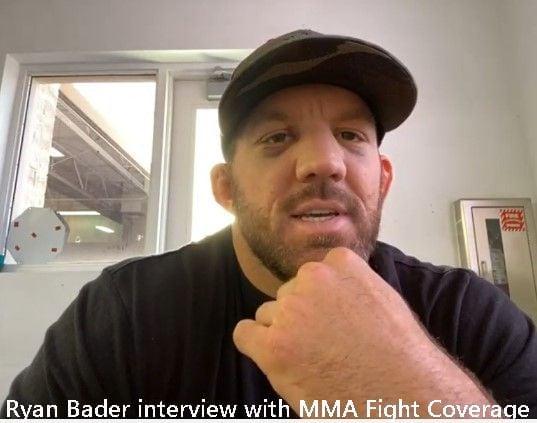 Ryan Bader - Bellator Champion - Grand Prix - MMA Fight Coverage