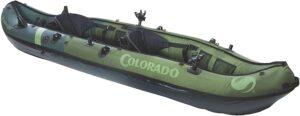 Sevylor Inflatable Kayak Colorado