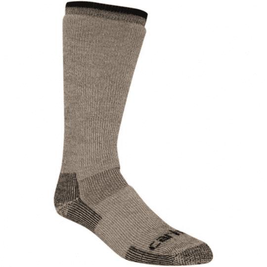 Carhatt mens arctic heavyweight wool socks - photo 2