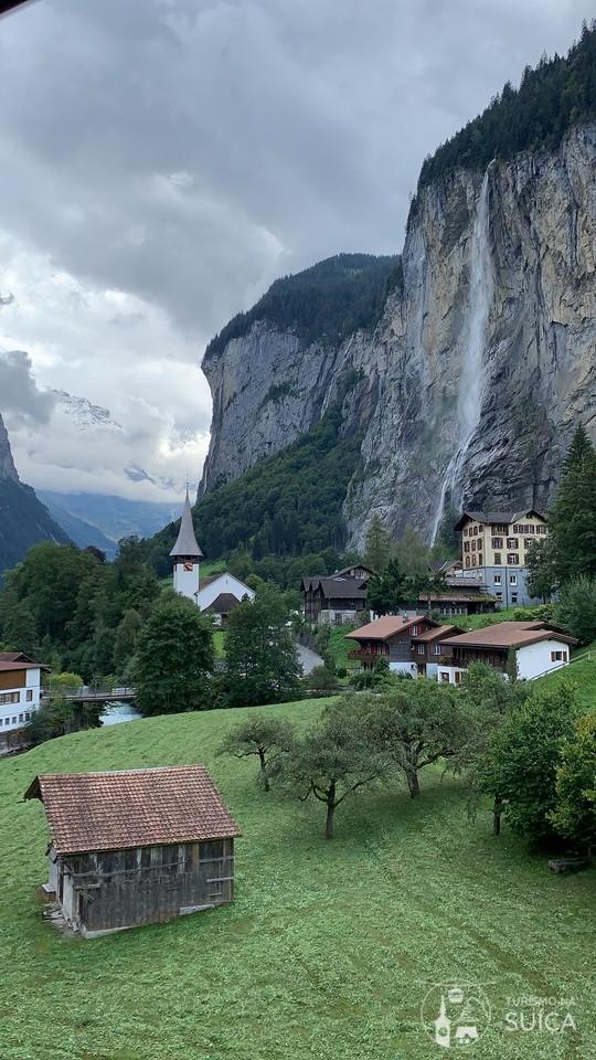 o que fazer em Lauterbrunnen suiça