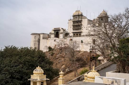 Sajjangarh Mosoon Palace