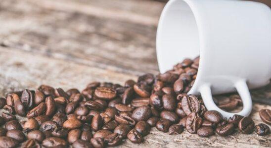 Filiżanka kawy z kofeiną