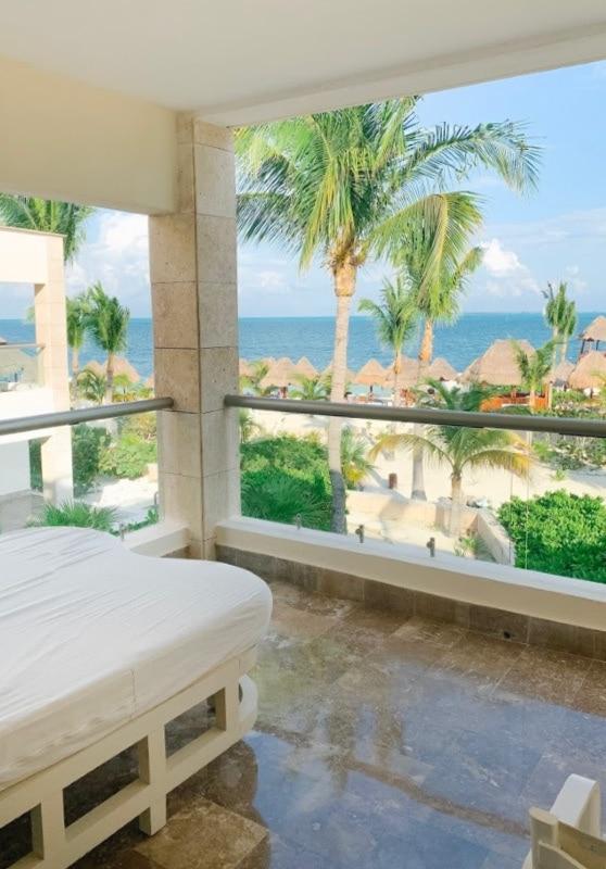 casita balcony playa mujeres beloved resort
