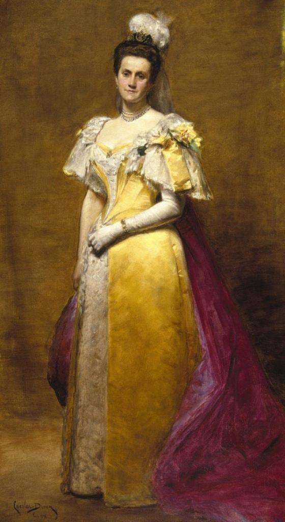 Portrait of Emily Warren Roebling