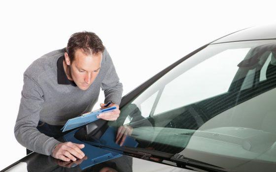 De meest voorkomende schades aan leaseauto's