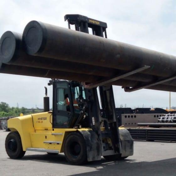 Schwerlaststapler Schwerlastgabelstapler Grossstapler Containerstapler mieten