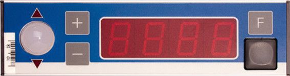 PTF-4N-2 Pick-by-Light Display mit 4-stelligen Anzeige