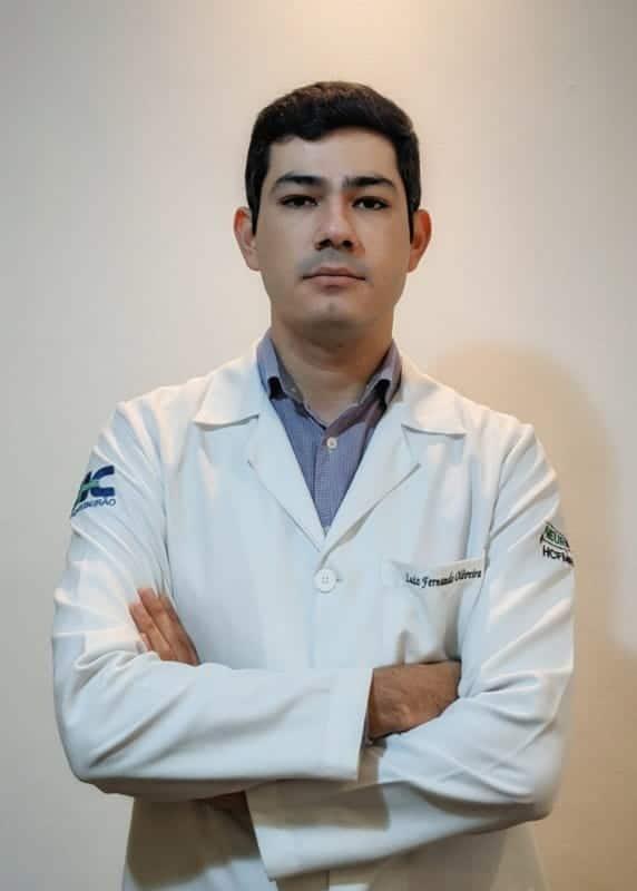 medico neurologista dr Luiz Fernando Rodrigues de Oliveira