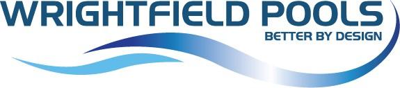 wrightfield pools logo