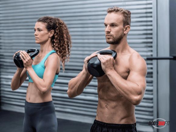 Full Body Kettlebell Workout [PDF] | Body360 Fit