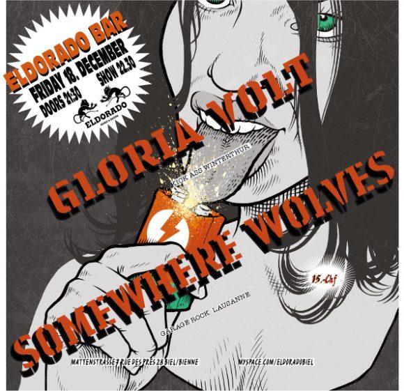 gloria volt samwehre wolv