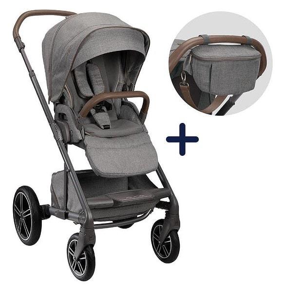Nuna 2021 MIXX next Refined Collection Stroller & Sling Bag Set - Nordstrom Anniversary Sale stroller deal