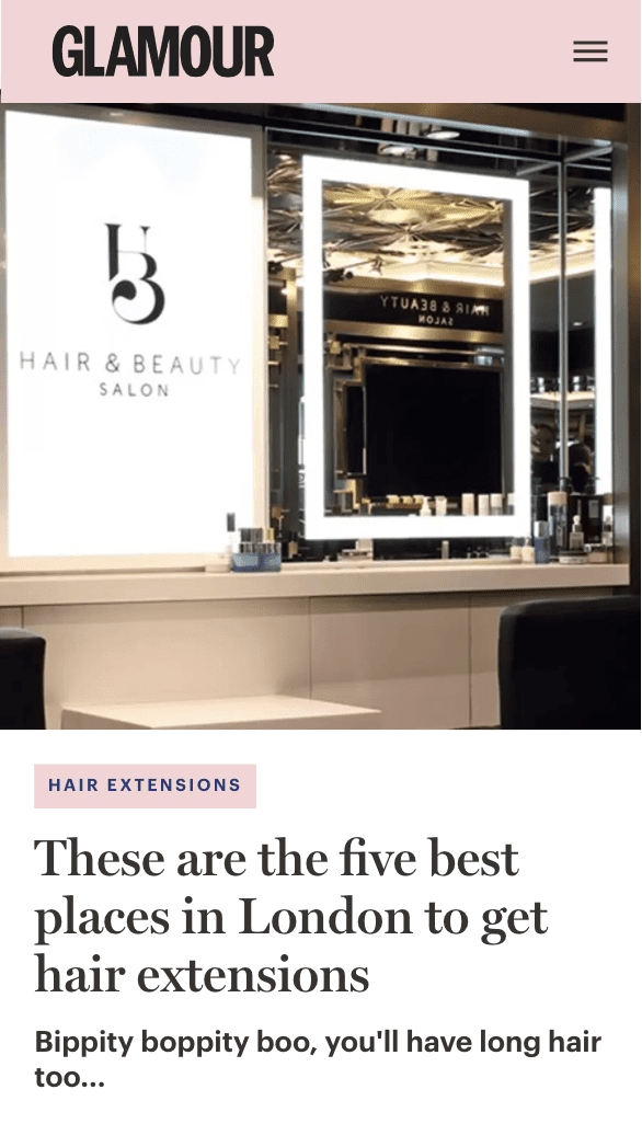 glamour-hair-extensions-london-press-coverage