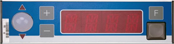 PTF-4A-1 Pick-by-Light Display mit 4-stellige Alphanumerischen Anzeige