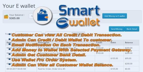 Smart E Wallet 1