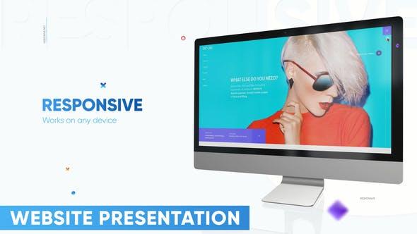 Designer Website Presentation