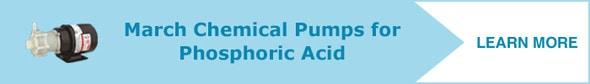 Chemical Resistance of Phosphoric Acid