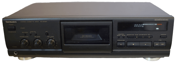 Audio Cassette Transfer