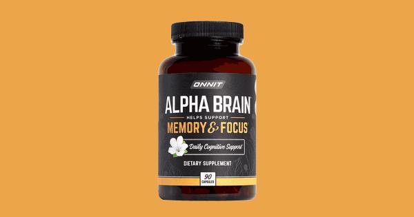 Alpha Brain Review