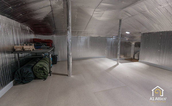 attic storage room perth