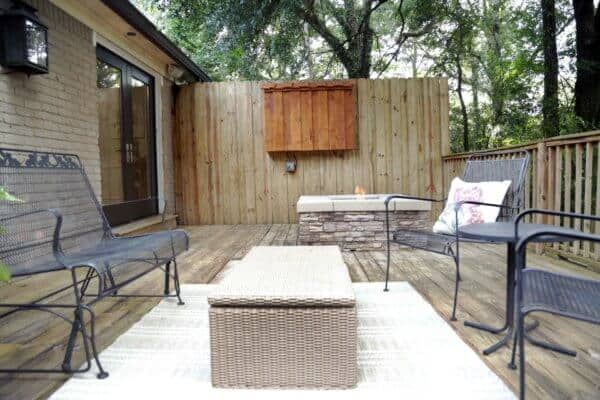 Outdoor TV Cabinet, DIY