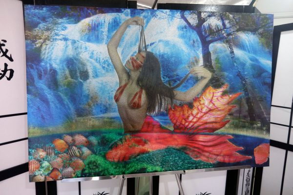 """Artwork: """"𝙔𝙖𝙧𝙖 - 𝙈𝙤𝙩𝙝𝙚𝙧 𝙊𝙛 𝙏𝙝𝙚 𝙒𝙖𝙩𝙚𝙧𝙨"""" - Artist: Henrique_Vieira_Filho"""