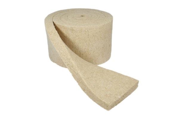 Rouleau de laine de chanvre