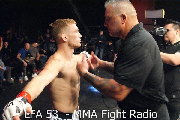 MMA Fight Radio Thurs March 21