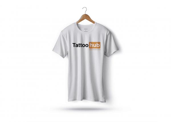 Tattoohub - biała
