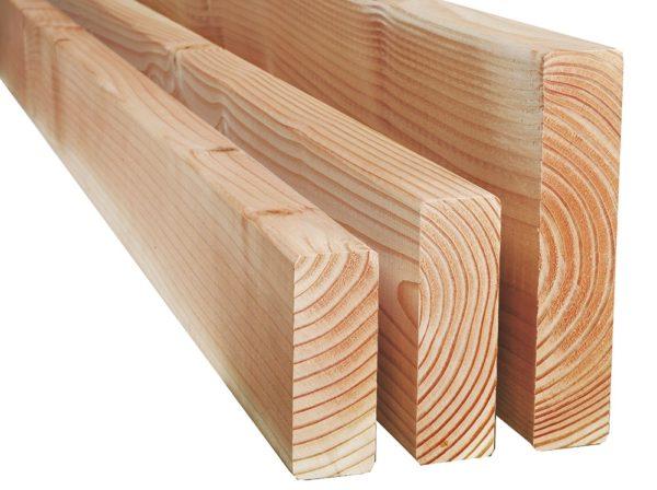Ossature bois douglas