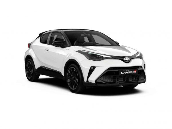 Toyota C-HR 1.8 Hybrid GR-Sport