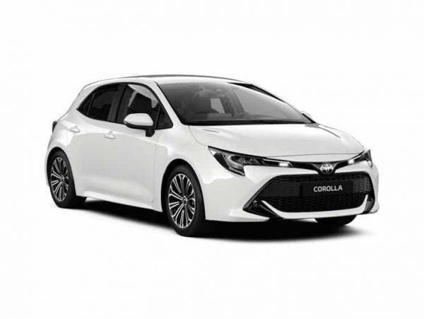 Toyota Corolla Hatchback Dynamic