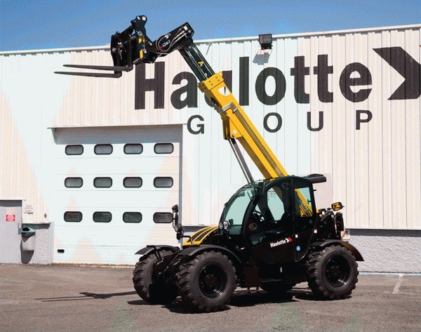 Haulotte introduces its most compact telehandler