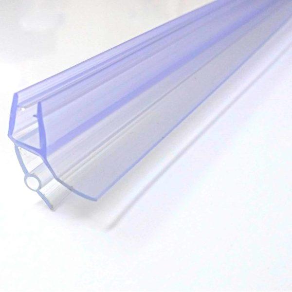drip strip 6mm glass shower door parts