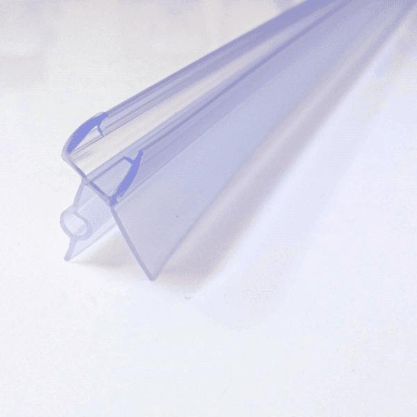 drip strip 8mm glass shower door parts
