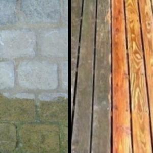 entretien et protection (bois et pierre)