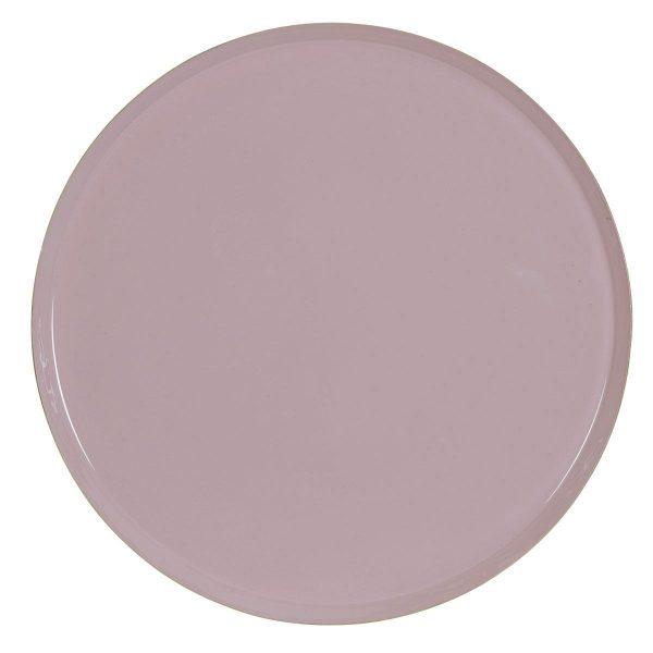 Light & Living bijzettafel Lagino roze Ø35x44cm b