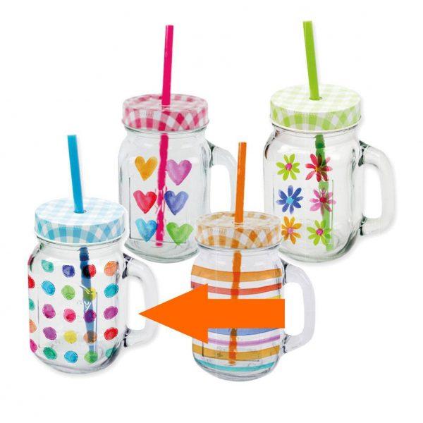 PPD drinkgas Aquarell stippen