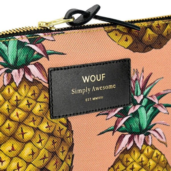 wouf large pouch ananas 3